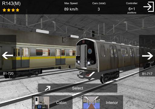ag subway simulator lite unlimited screenshot 2