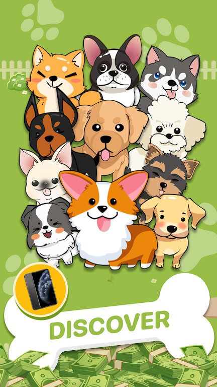 Puppy Town - Merge & Win  poster 5