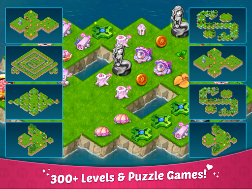 Tastyland- Merge 2048, cooking games, puzzle games 1.3.0 screenshots 9