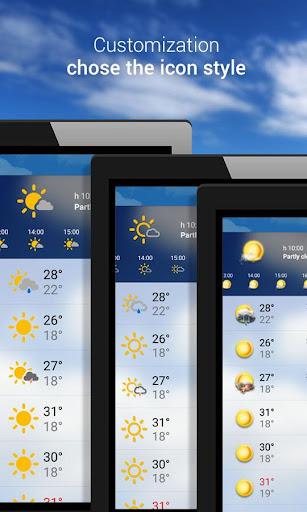 3B Meteo - Weather Forecasts  Screenshots 11