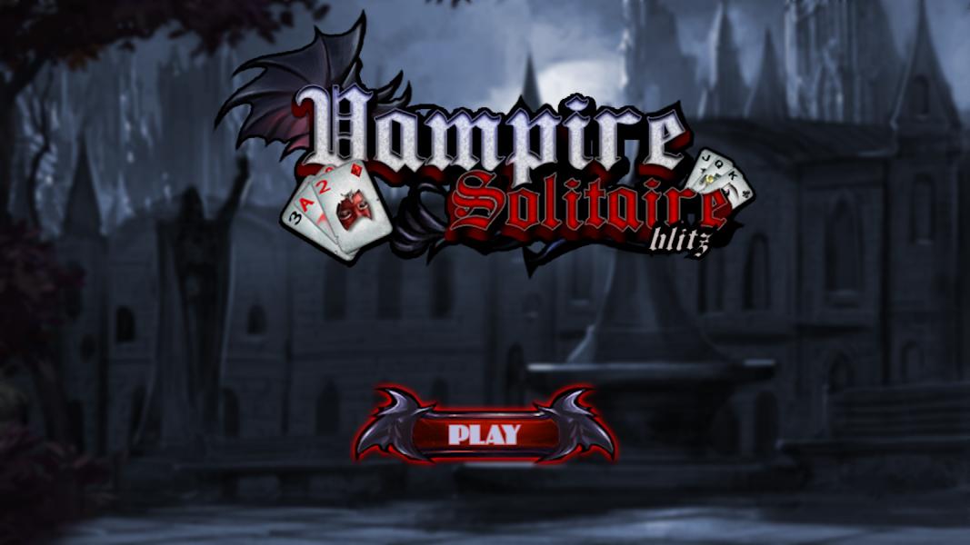 Vampire Solitaire Blitz