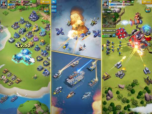 Top War: Battle Game apkpoly screenshots 8