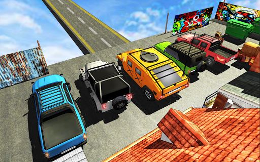 Extreme Jeep Stunts -Mega Ramp-Free Car Games 2021 3.2 screenshots 15
