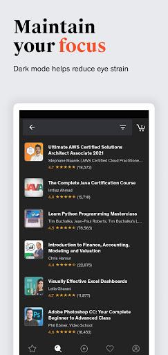 Udemy - Online Courses apktram screenshots 6
