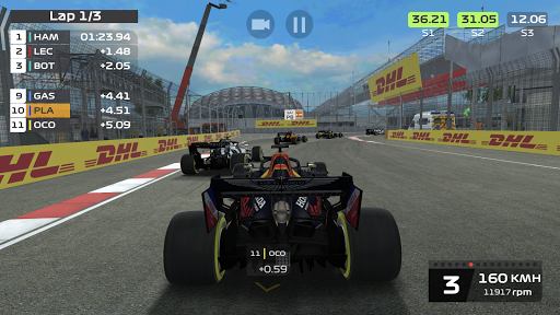 F1 Mobile Racing 2.7.6 Screenshots 6