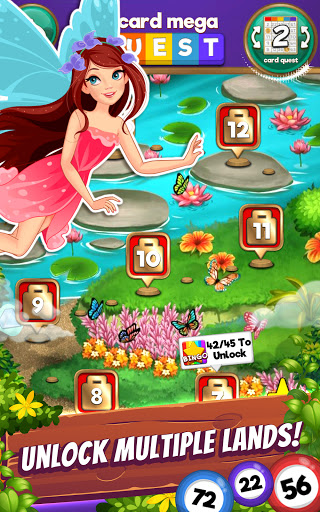 Bingo Quest - Summer Garden Adventure Apkfinish screenshots 9