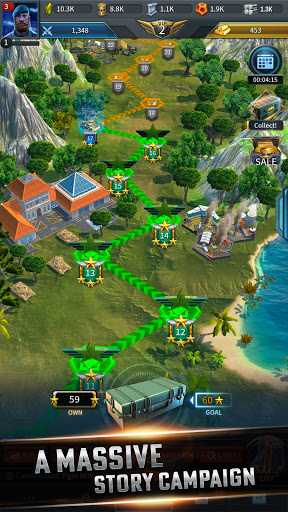 Instant War - Real-time MMO strategy game apkmr screenshots 5