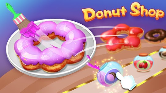 Donut Maker: Yummy Donuts 4