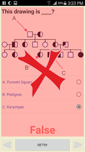 Genetics MCQ