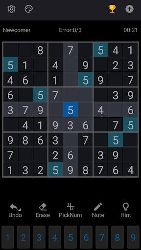 Sudoku 1.4.5 screenshots 5