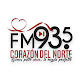 Download Corazón del Norte 93.5 FM - Yby Yaú For PC Windows and Mac