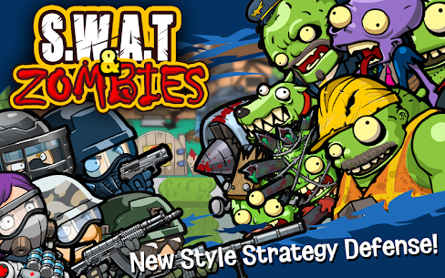 SWAT and Zombies MOD APK (Unlimited Money) 1