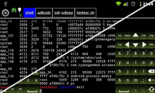 Script Manager-SManager(NoAds)  screenshots 4