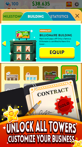 Cash, Inc. Money Clicker Game & Business Adventure 2.3.18.2.0 screenshots 15