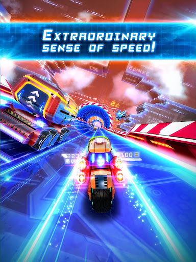 32 secs: Traffic Rider screenshots 7