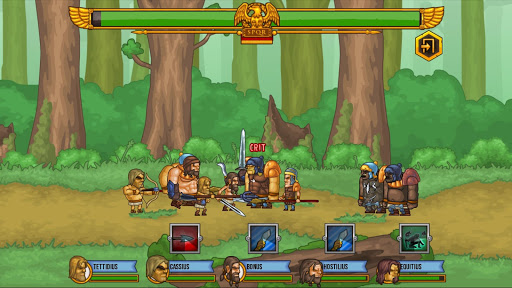 Gods Of Arena: Strategy Game  Screenshots 4