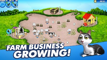 Farm Frenzy Free: Time management games offline