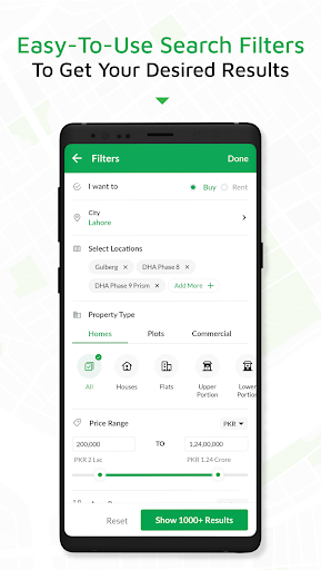 Zameen - No.1 Property Search and Real Estate App 3.6.4.2 screenshots 3