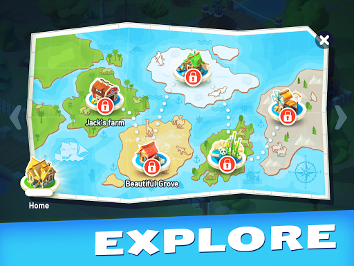 Goodville: Farm Game Adventure screenshots 14