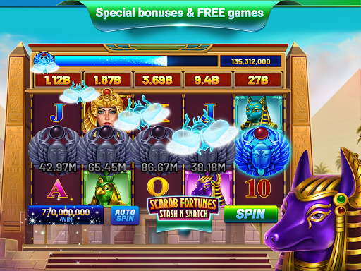 GSN Casino: New Slots and Casino Games 4.22.2 screenshots 9