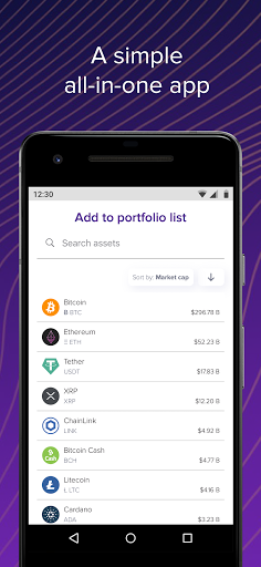 Abra Bitcoin Crypto Wallet Buy Trade Earn Interest 92.0 Screenshots 4