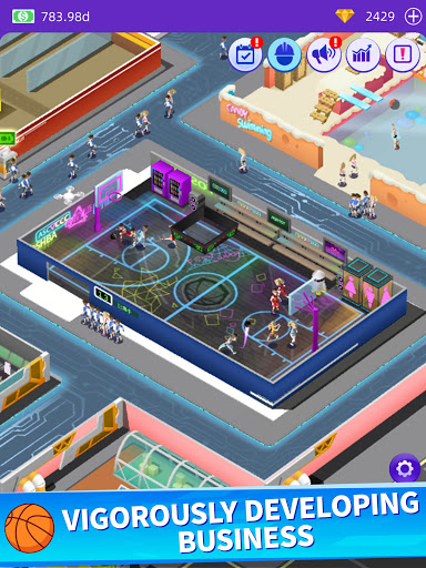 Idle GYM Sports - Fitness Workout Simulator Game 1.39 screenshots 11