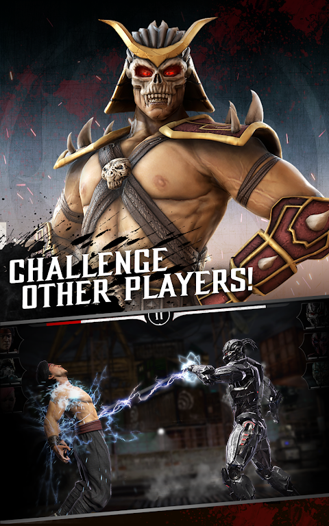 MORTAL KOMBAT: The Ultimate Fighting Game!  poster 14