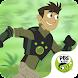 Wild Kratts Rescue Run: Animal Runner Game
