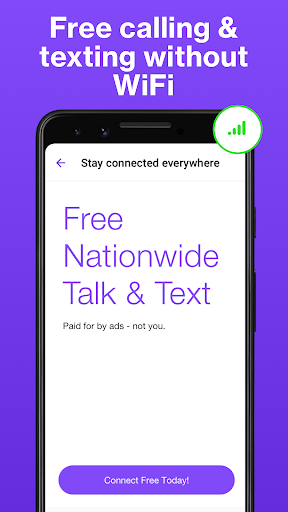 TextNow: Free Texting & Calling App Apkfinish screenshots 6