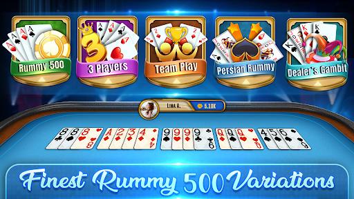 Rummy 500 1.8.0 screenshots 3