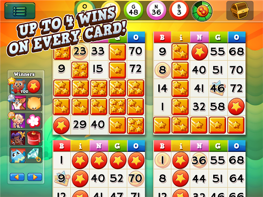Bingo Pop: Free Live Multiplayer Bingo Board Games 7.3.47 screenshots 9