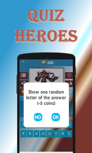 Quiz Legends. Guess the Hero apkpoly screenshots 5
