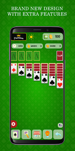Classic Solitaire - Without Ads 2.0.5 screenshots 2