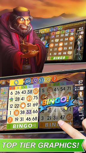 Bingo Adventure-Free BINGO Games &Fun Bingo Cards 2.4.0 screenshots 3