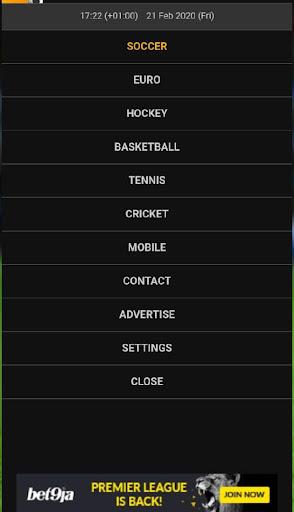 Soccer Live Update  screenshots 5