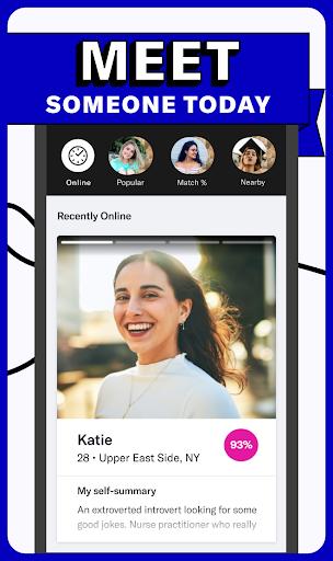 OkCupid: Online Dating App for Every Single Person apktram screenshots 4