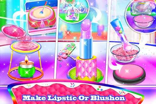 Makeup kit cakes : cosmetic box makeup cake games 1.0.13 screenshots 2