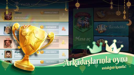 101 Okey VIP apktram screenshots 7
