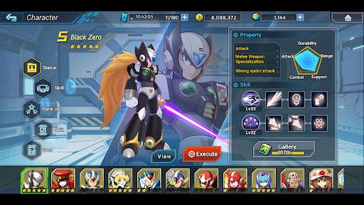 ROCKMAN X DiVE 3.2.0 screenshots 9