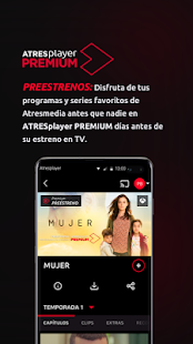 ATRESplayer - Series, películas y TV online Screenshot