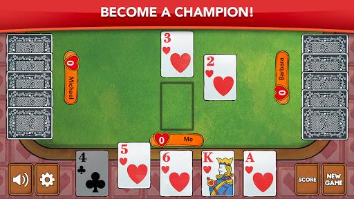 Hearts - Card Game Classic apktram screenshots 8
