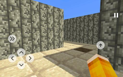 Blocky Parkour 3D  screenshots 3