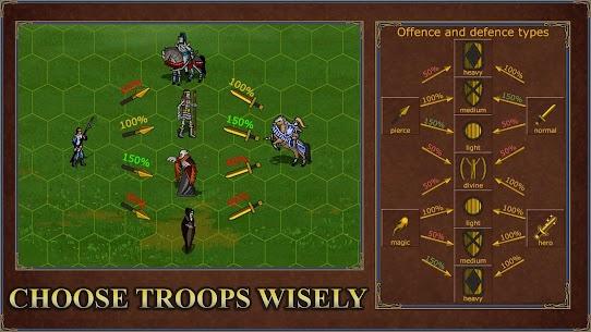 Heroes 3 MOD APK: Castle fight medieval (UNLIMITED GEMS) 5