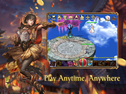 Conquer Online - MMORPG Action Game 1.0.8.0 screenshots 14
