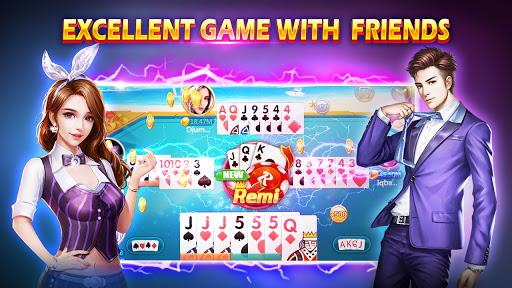 Lucky Domino-Gaple Remi Poker Fishing Game Online 2.17.1.85-a screenshots 4