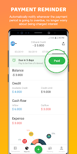 Money Lover: Expense Manager & Budget Tracker Screenshot