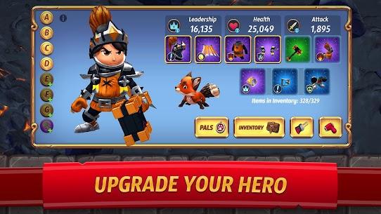 Royal Revolt 2 Apk: Tower Defense RTS & Castle Builder 3