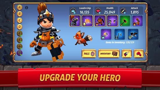 Royal Revolt 2: Tower Defense RTS & Castle Builder mod apk