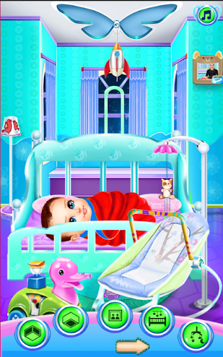 Newborn Care Game Pregnant games Mommy in Hospital 11.0.0 screenshots 8