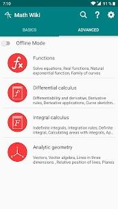 Math Wiki – Learn Math Premium v3.2.6 MOD APK 2